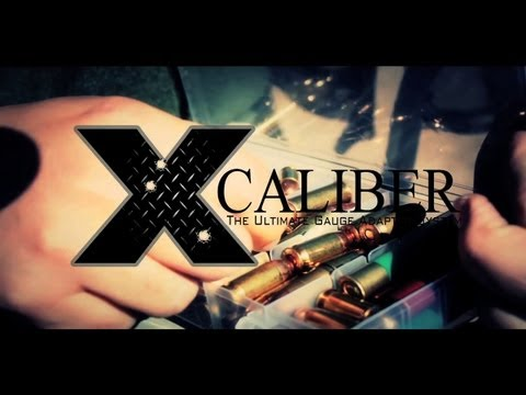 X CALIBER Shotgun Gauge Adapter Field Test