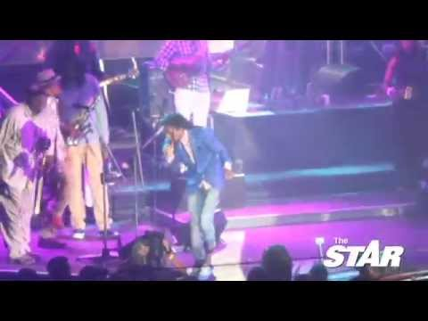 HIGHLIGHTS: Arthur Guiness Day concert 2014