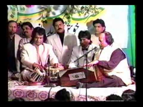 Ustad Nusrat Fateh Ali Khan & Ustad Tari Khan on Tabla -1