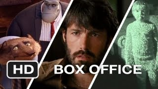 Weekend Box Office - October 19-21 2012 - Studio Earnings Report HD