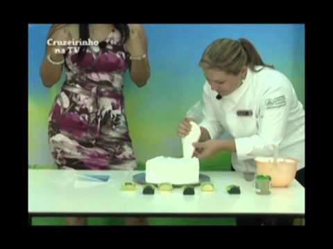 De Boca Aberta com Milena Bolos e Doces no Cruzeirinho Na TV