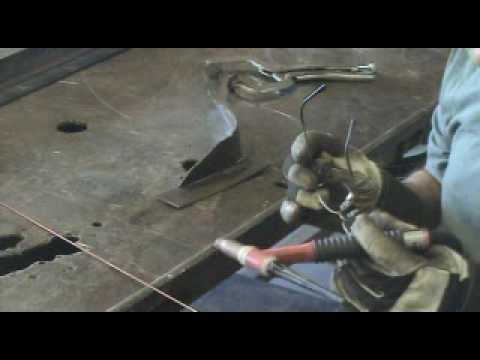 TIG Welding Technique - Kevin Caron