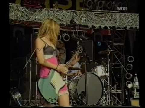 Veruca Salt @ Bizarre Festival 1997 (Part 9 of 9): Shimmer Like A Girl