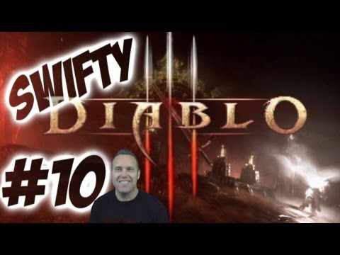 Swifty Diablo 3 ep 10 (gameplay/commentary)