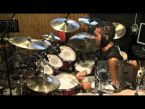 Avenged Sevenfold - nightmare - drum cover by Andrea Mattia