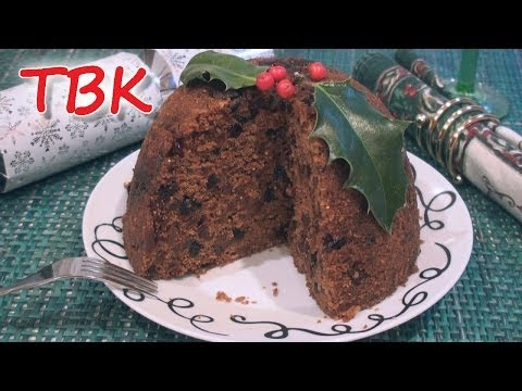 An Alternative Christmas Pudding Recipe - Titli's Busy Kitchen