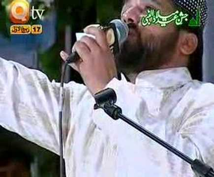 URDU HAMD(Allaho Jallah)QARI SHAHID MAHMOOD.BY  Naat E Habib