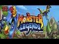 Monster Legends - Capitulo 4 - Viendo los nuevos monstruos