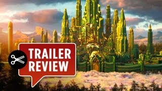 Instant Trailer Review - Oz the Great and Powerful (2013) Trailer Review