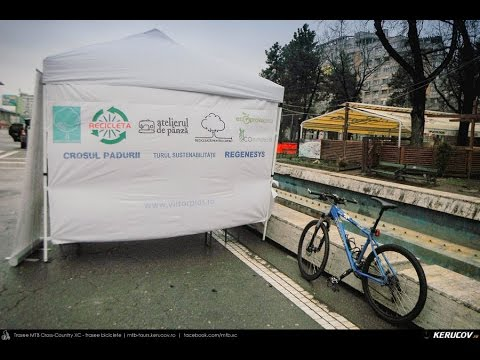 VIDEOCLIP Crosul Padurii 2015 - Alearga si zambeste! (Bucuresti, Parcul Tineretului)