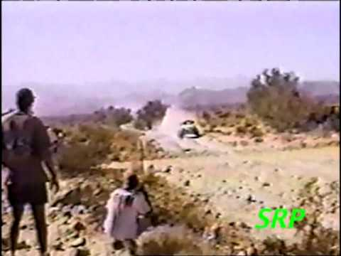 Worlds Most Dangerous Sports Events -- Off Road Racing