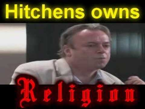 Hitchens OWNS Religion   (Part 1/5)