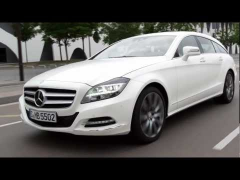 Mercedes-Benz TV: The new CLS Shooting Brake