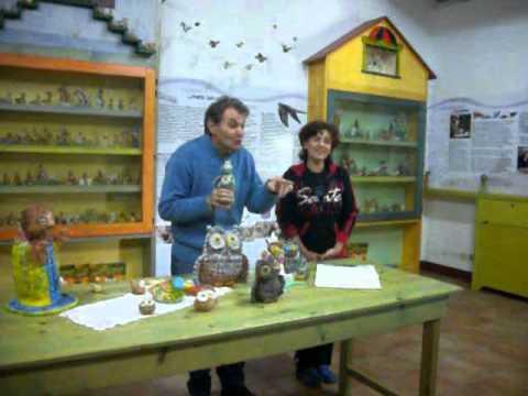 fattoria didattica museo dell'ocarina grillara veneto: le civette sul comò
