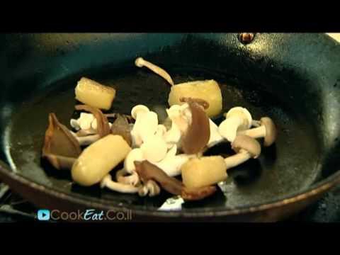 מתכון (לא רק) לפסח: דג מוסר ים ביין לבן / איטלקיה בתחנה