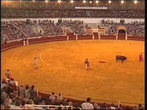 PTV Málaga: Feria 2014 Toros 18 Agosto