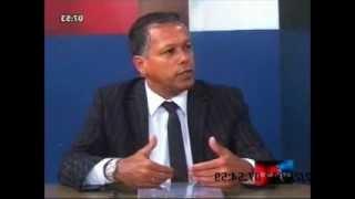 Dr. José Carlos Manhabusco em entrevista ao RIT Cidade
