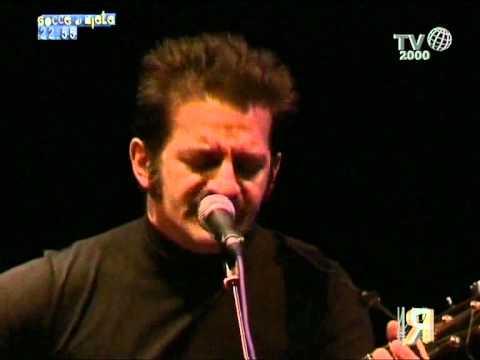 """Peppe Voltarelli """"Il viaggio i padri l'appartenenza"""" - Retroscena TV Sat 2000"""