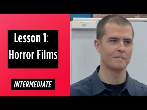 Intermediate Levels - Lesson 1: Horror Films