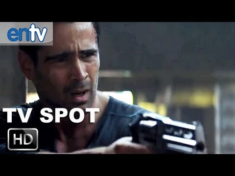 Total Recall Official TV Spot [HD]: What is Recall? With Colin Farrell & Kate Beckinsale
