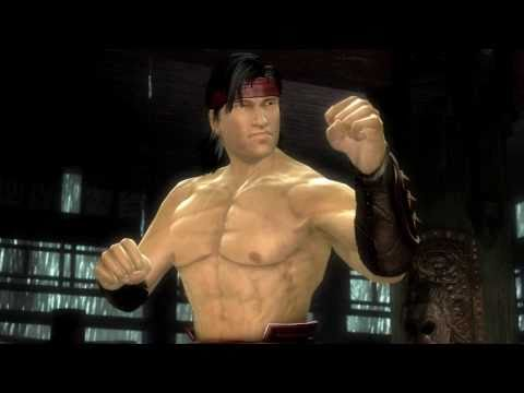 Trailer - MORTAL KOMBAT Liu Kang Gameplay Video for PS3 and Xbox 360
