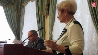 Рыжук и Зубко подискутировали в здании Житомирской ОГА