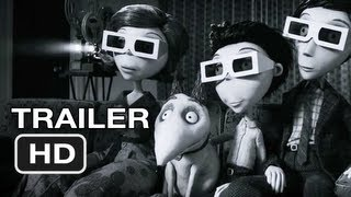 Frankenweenie IMAX Policy Trailer (2012) Tim Burton Movie HD