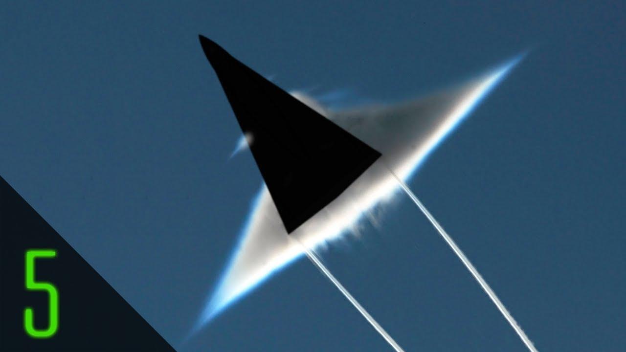 5 Most Secret Military Aircraft
