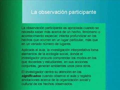 Investigación y educación 3