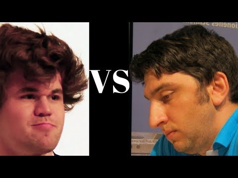 Chess World.net: Magnus Carlsen vs Vugar Gashimov - Tata Steel 2012 - English Opening (A30)