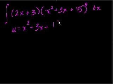 Indefinite Integration (part IV)