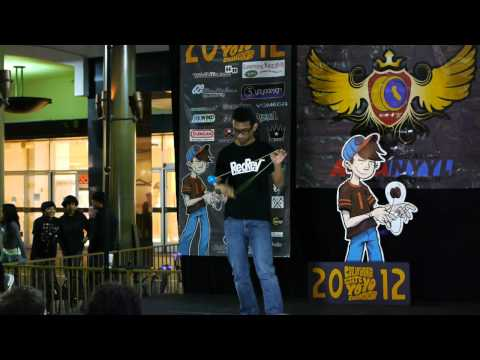 YoYoFactory Presents:  Anthony Rojas 1A California State YoYo Championships