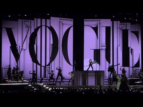 Madonna - Vogue (MDNA Tour Rio de Janeiro) 02/12/2012 - 1080p