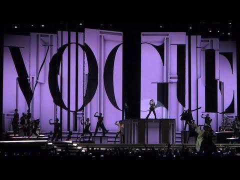 Madonna - Vogue (MDNA Tour Rio de Janeiro) 02/12/2012 - 1080p