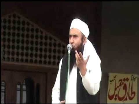 Maulana Tariq Jameel Sahib at 2011 in Tulambah 2/8