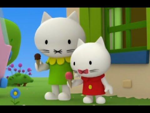 МУСТИ - лучшие мультфильмы - Мороженое для всех
