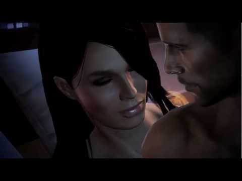 Mass Effect 3 Romance Scene (Ashley)