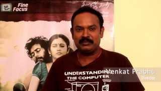 Biriyani director Venkat Prabhu speaks about Nedunchalai.