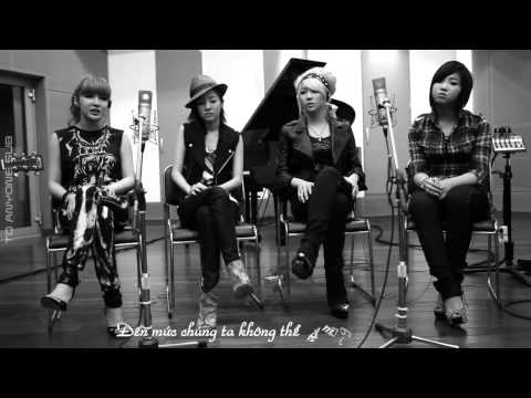 [To Anyone Sub][Vietsub] 2NE1 - Lonely (1st live session)