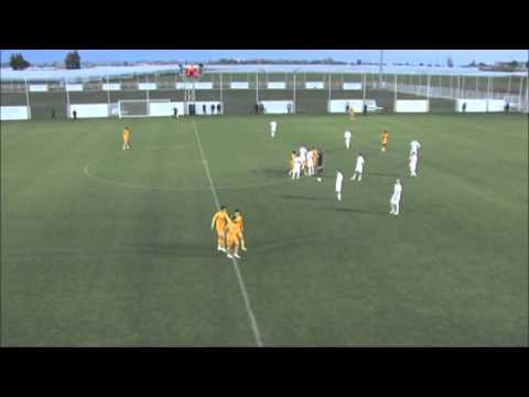 Crazy! Russian footballer stops football match (Mikhail Bakaev ''Kairat vs Metalurg Z'')