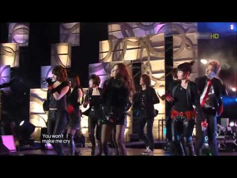T-ara &amp; Supernova TTL Listen 2 Dance Version HD