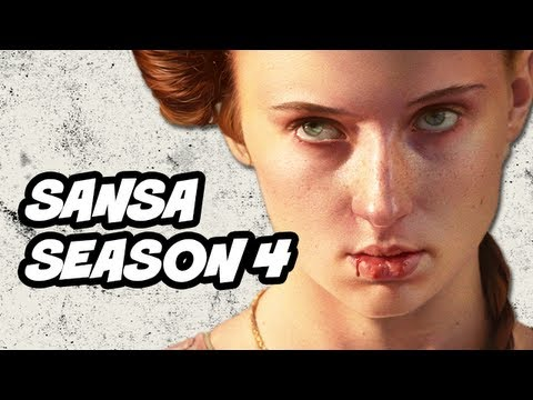 Game of Thrones Season 4 Preview - Sansa