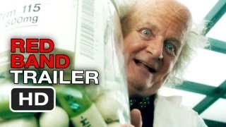 Filth Official International Red Band Trailer (2013) - James McAvoy Movie HD