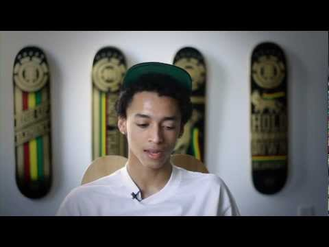 "ELEMENT ""SAN DIEGO SLAM"" - BEHIND THE SCENES, PART 3 - ""RISE & SHINE"" - THE NYJAH HUSTON VIDEO"