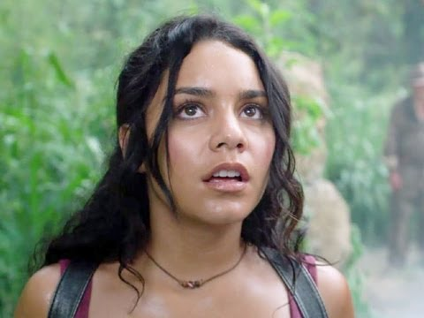 Journey 2: The Mysterious Island Trailer Starring Josh Hutcherson & Vanessa Hudgens