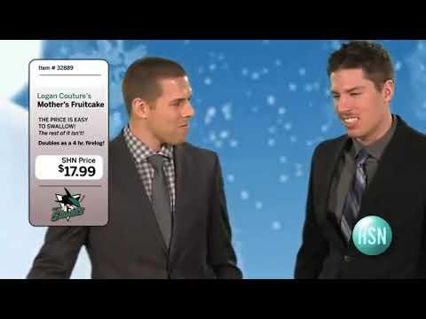 2012 San Jose Sharks/SVSE Holiday Video