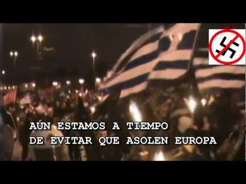 El Nazismo se expande por Grecia, la historia se repite