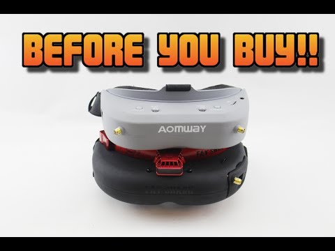 JUST WHAT HAPPENED TO FATSHARK? Attitude V4 Review fpv goggle - UC3ioIOr3tH6Yz8qzr418R-g