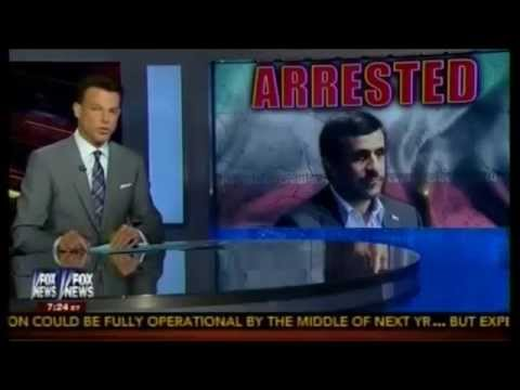 Iran : Ahmadinejad arrested by the Revolutionary Guard / Bashar al-Assad not dead (May 01, 2013)