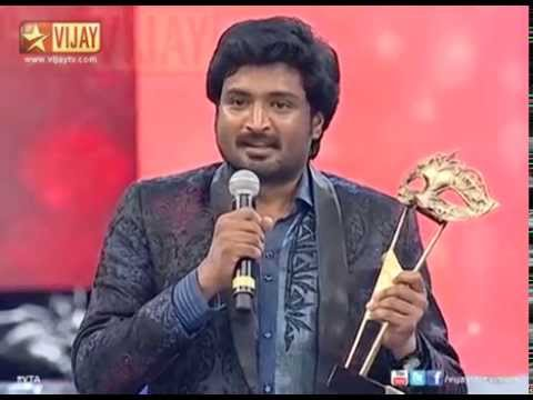 Senthil Vijay Television Awards 2014  Favourite Actor saravanan